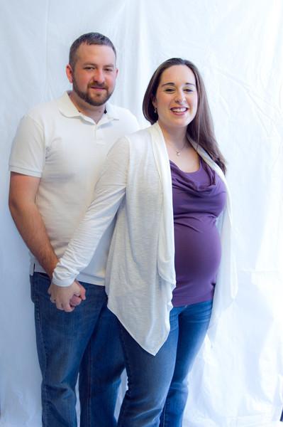 Theresa & Isaac {Baby Blessings}