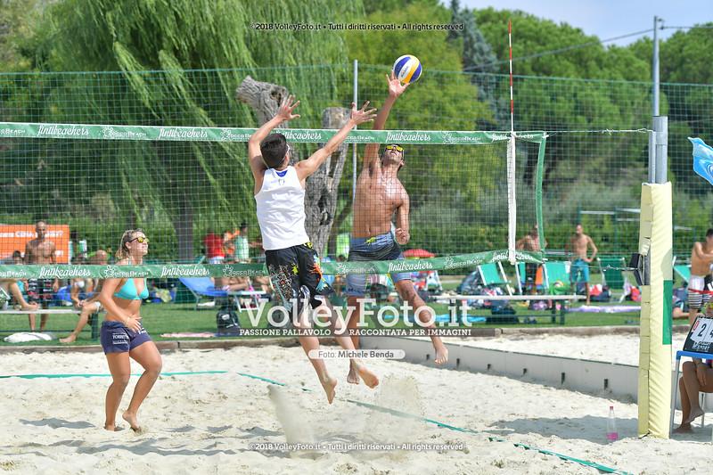 presso Zocco Beach PERUGIA , 25 agosto 2018 - Foto di Michele Benda per VolleyFoto [Riferimento file: 2018-08-25/ND5_8698]