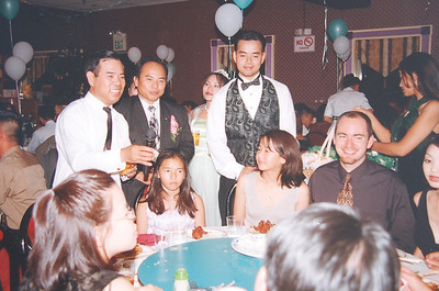 1999 Aug ~ Our Wedding Day