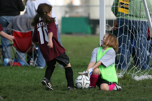 Lil' Aly Soccer 2008 - Crickets