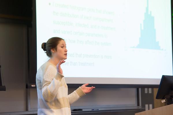 11/16/17 Undergraduate Summer Research Wrap Up Presentations