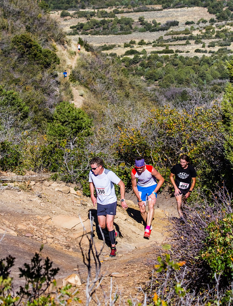 Durango Double - Trail Half Marathon