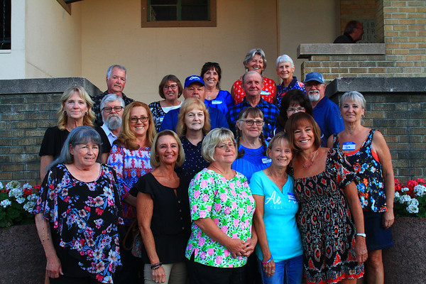 debbies 50th class reunion
