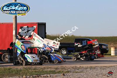 Ohsweken Speedway Karts- September 5th