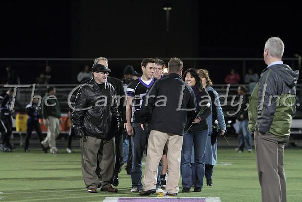 CHCA 2011 Senior Sports Recognition Night 10.21