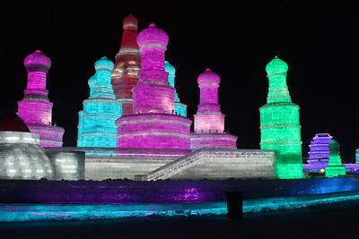 Harbin, China (February 2016)
