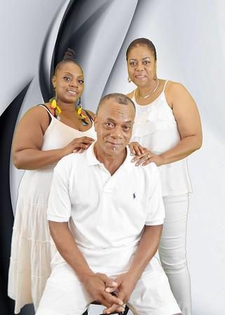 Lewis Family Reunion White Ball