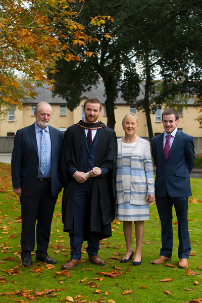 02/11/2018. Waterford Institute of Technology (WIT) Conferring Ceremonies 2018. Pictured is Bertie Cagney. Picture: Patrick Browne