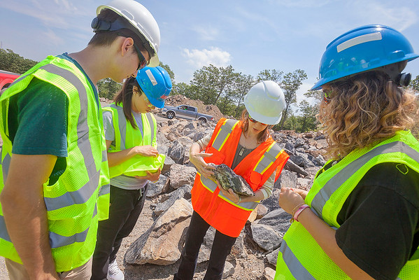 Science Callanan Quarry 6_20_16