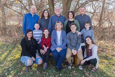 Stebbins Family