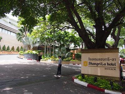 Bangkok - Shangri-La Hotel