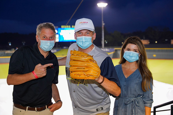 9.15.2021 Prisma Health Night at Fireflies (rained out)