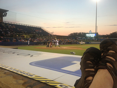 bASEBALL AND tHE  bLUES-2014