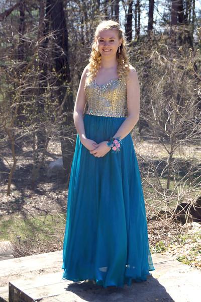 Lexi's Prom 2014