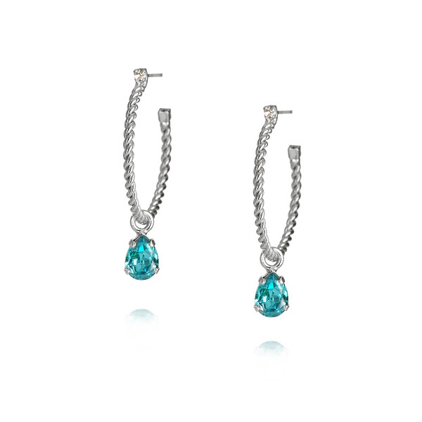 Nani Earrings : Light Turquise Rhodium.jpg