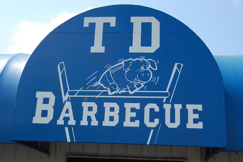 TD BBQ