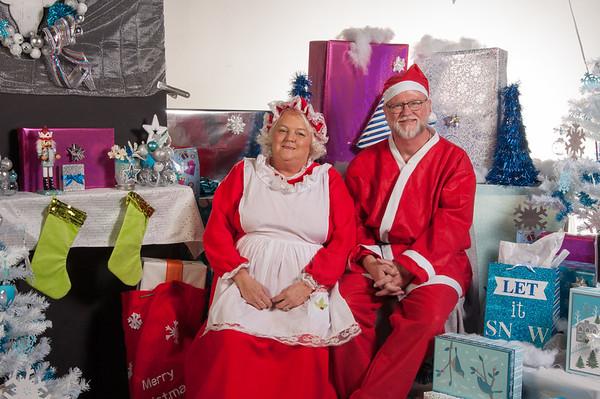 Antonelli College - Santa photos 2017