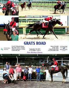 GRATS ROAD - 9/20/2019
