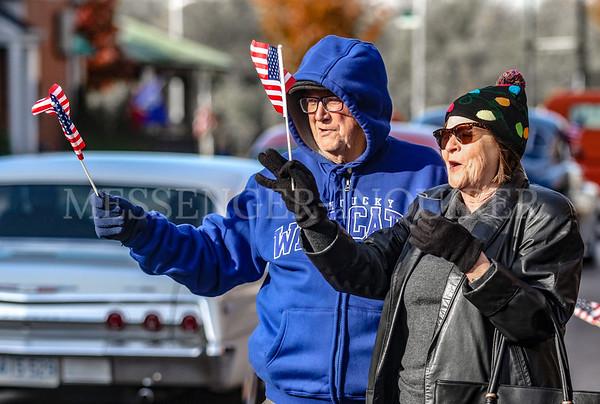 Veterans Day Parade 11-9-19 Messenger-Inquirer