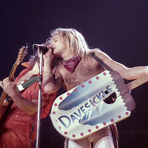 David Lee Roth of Van Halen