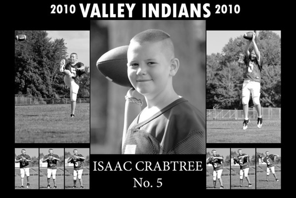 Valley Football Ads 2010