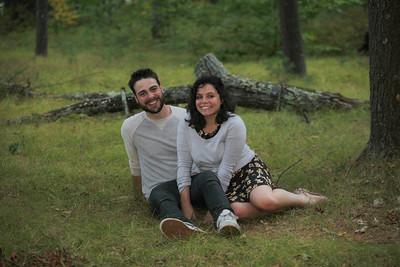 Natalie and Doug