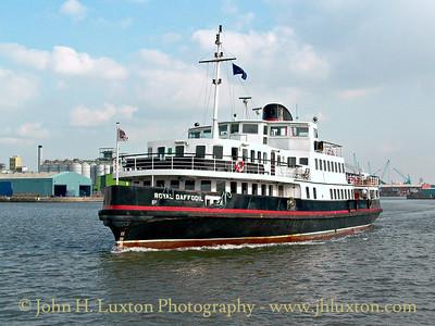 Mersey Ferries 2000 - 2010