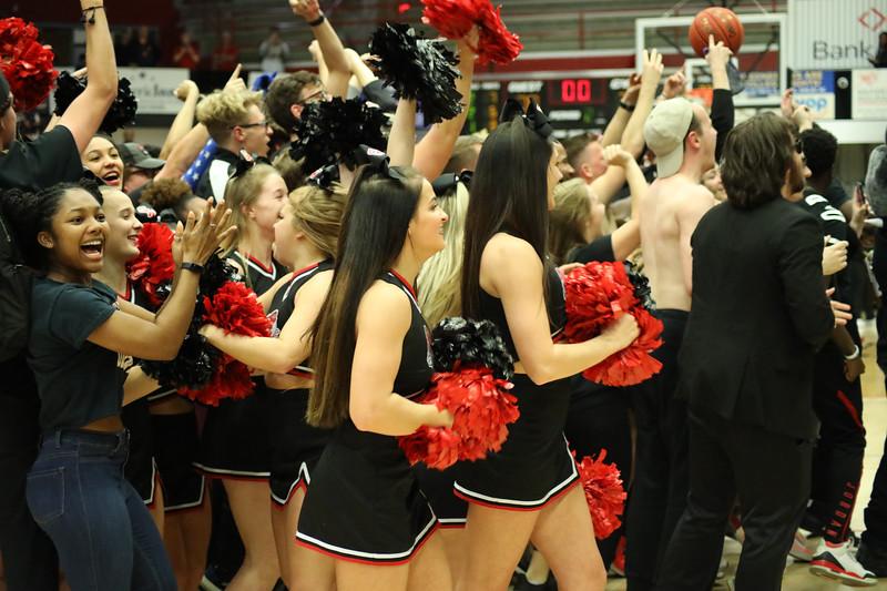 Gardner-Webb University Men's Basketball takes on Winthrop in a home matchup.