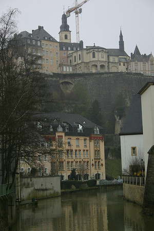 Luxembourg & Strousburg
