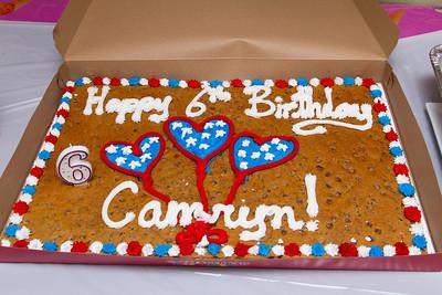 Camryn Rotkowitz Birthday 2013