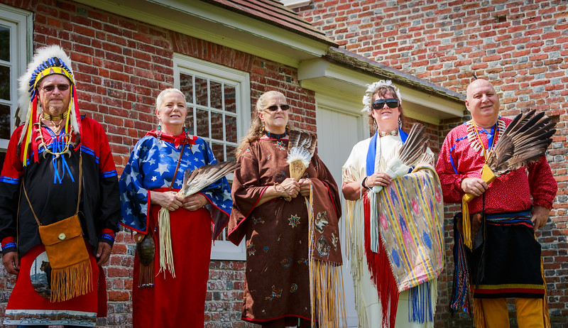 #5 tribal blessing rackliffe house,  2015