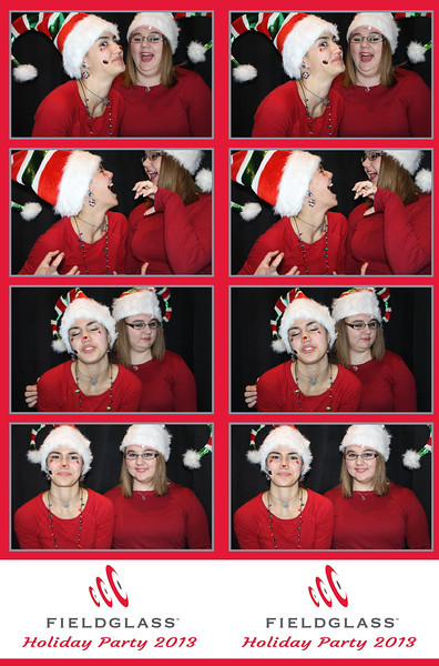 FIELDGLASS Holiday Party December 13, 2013