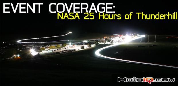 2011 NASA 25 Hours of Thunderhill Race Recap
