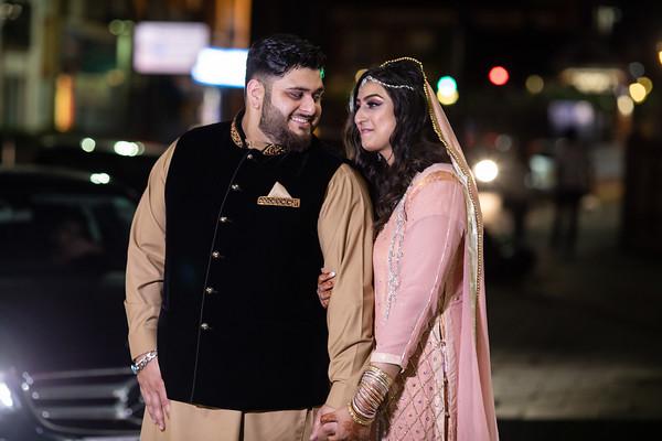 Saif & Aisha