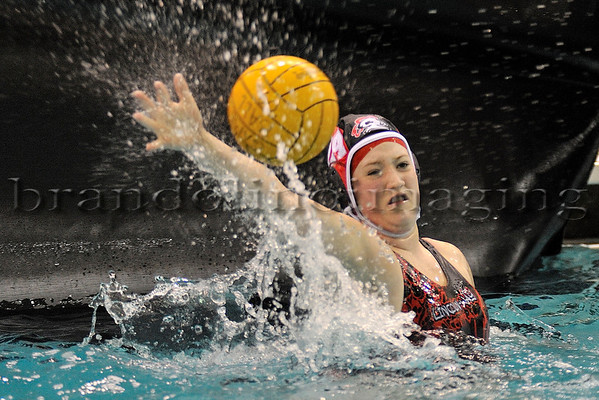 Lincoln-Way Central Girls Water Polo (2012)
