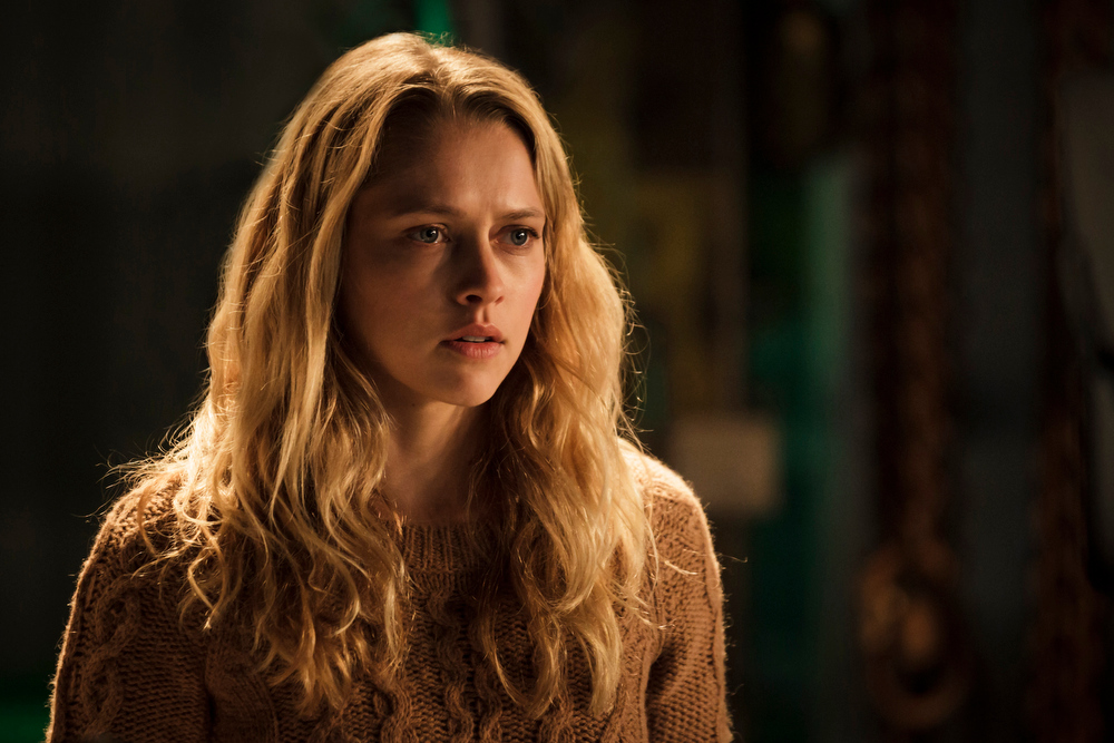 ". This film image released by Summit Entertainment shows Teresa Palmer in a scene from ""Warm Bodies.\"" (AP Photo/Summit Entertainment, Jonathan Wenk)"