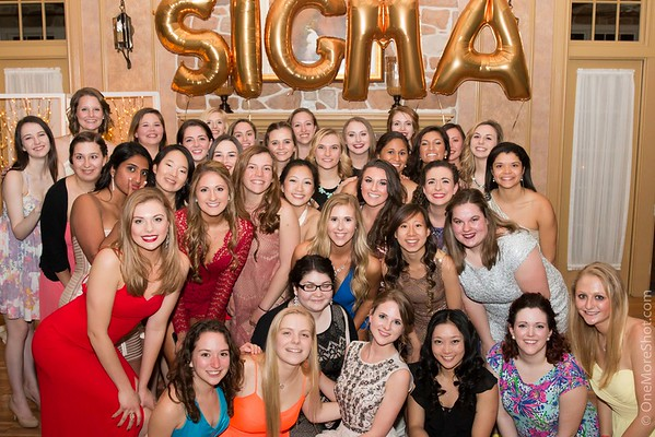Tri Sigma Formal small files