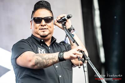 Siete Negro (MEX) @ Hell & Heaven Metal Fest - Foro Pegaso - Toluca - México