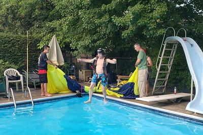 Water Training 8/27/21