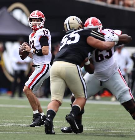 Georgia vs. Vanderbilt 2021