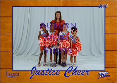 Justice - Cheer