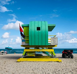 Miami Postcards