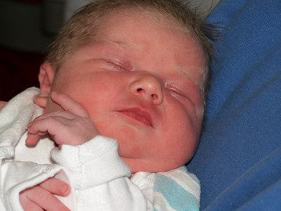 Erin Elizabeth Barr - born January 16, 2007