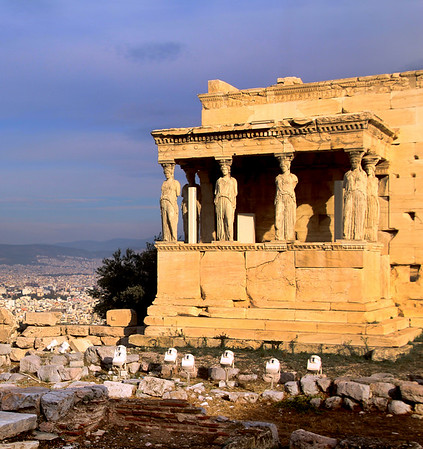 Athens--Come Face to Face with Antiquity on Your Final Destination