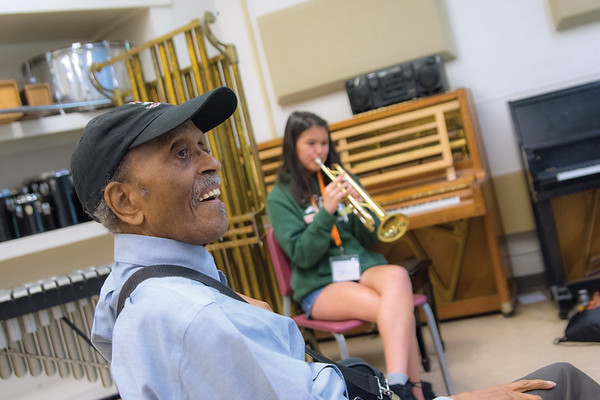 Summer Youth Programs Jimmy Heath