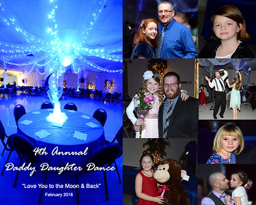 4th Annual Daddy Daughter Dance