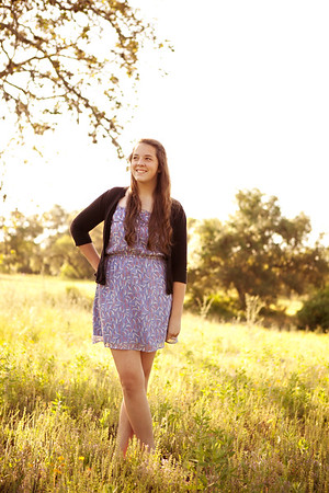 Cami's Senior Portraits | Class of 2012