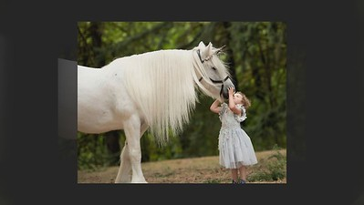 Susan Scholefield - Tatum Unicorn Shoot