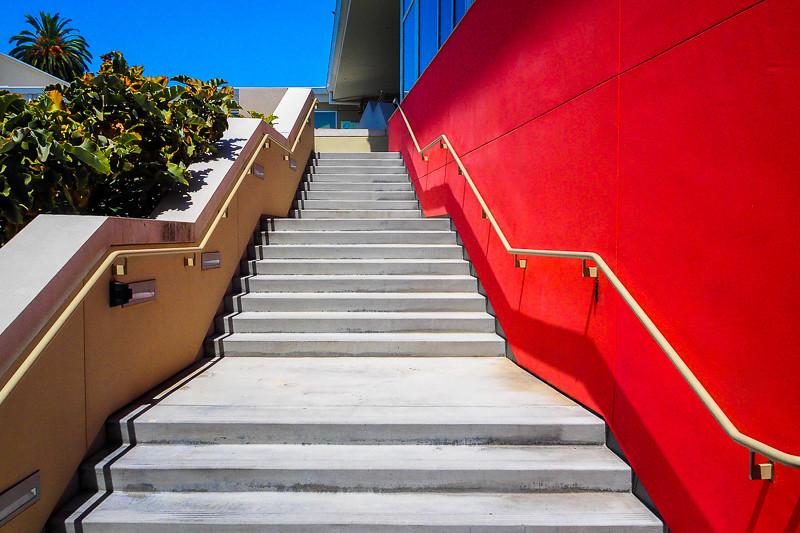July 28 - Stairs (Santa Monica Public Library_ CA).jpg