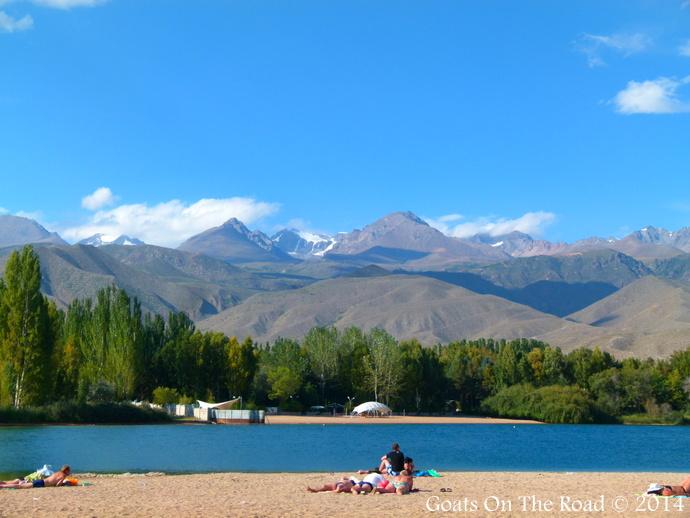 Issyk kul Kyrgyzstan